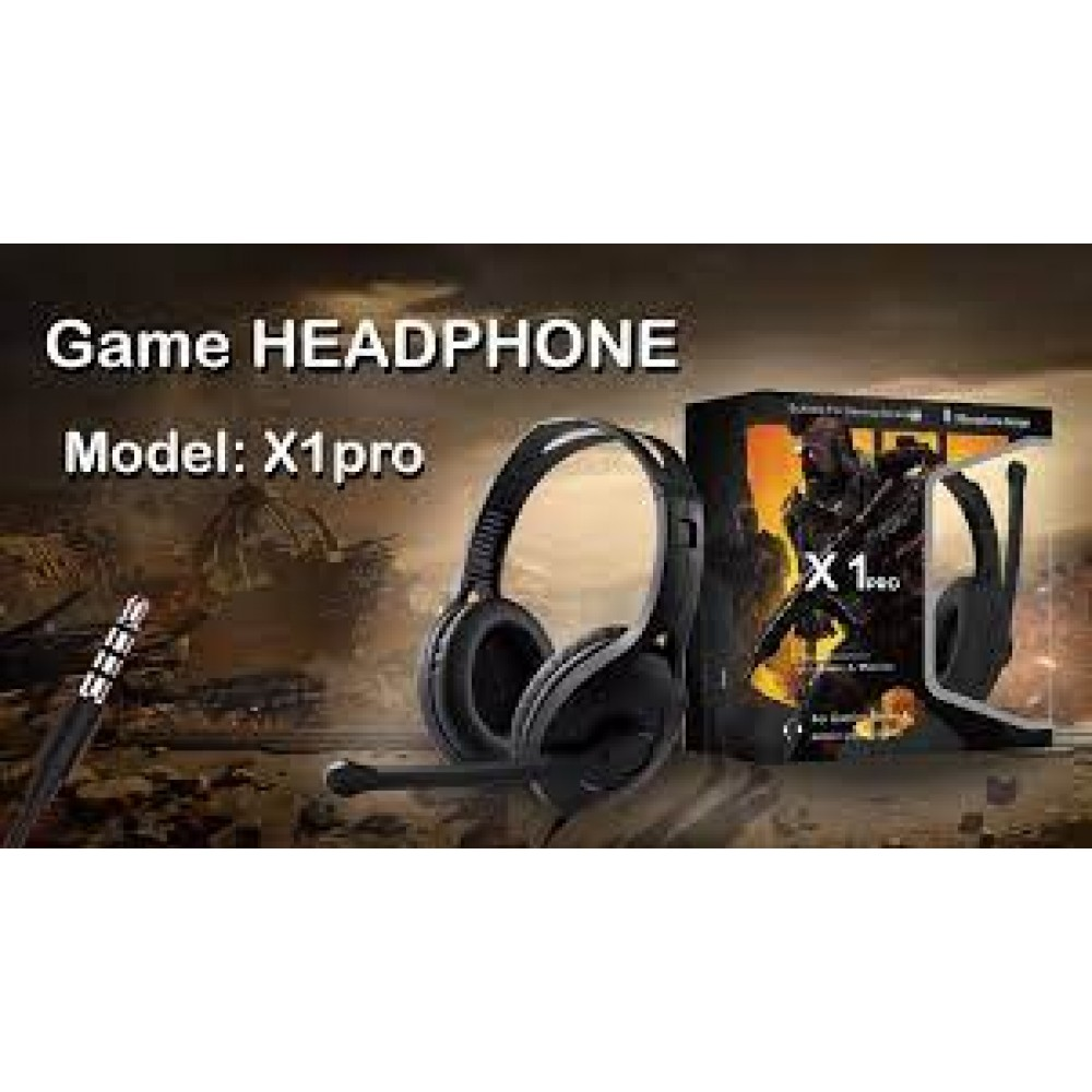 Headset X 1pro