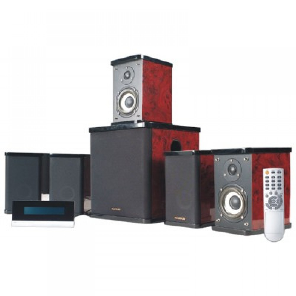 Home Theater Microlab H-500 5.1