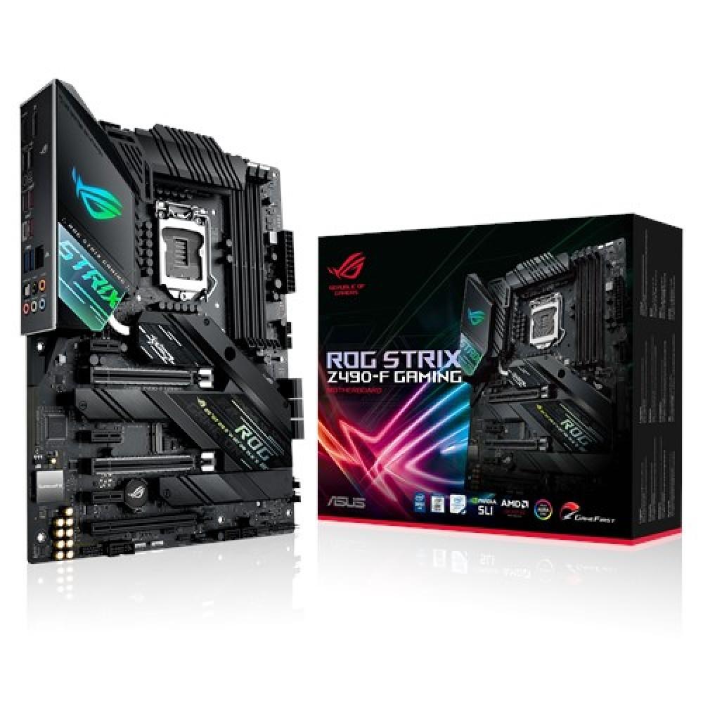 ASUS ROG Strix Z490-F