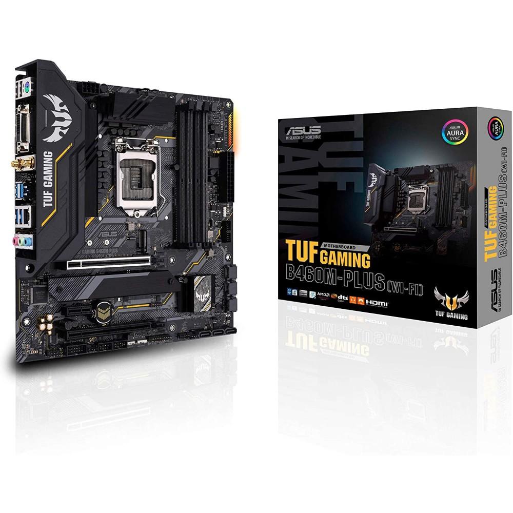 ASUS TUF Gaming B460M-Plus (WiFi)