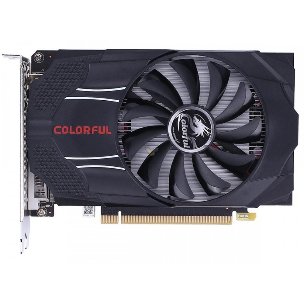 ColorFul GEFORCE GTX1650 4GB
