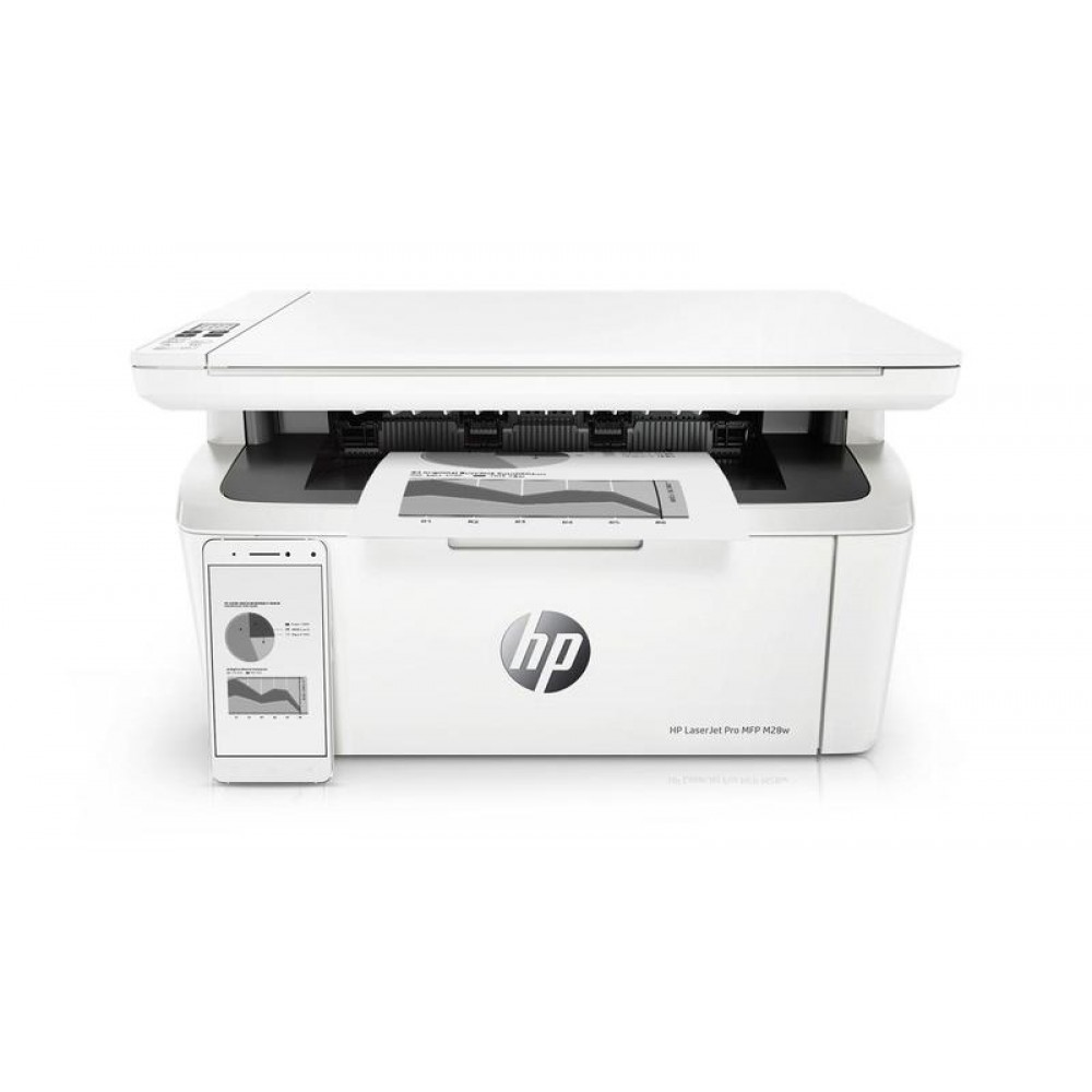 Printer HP Laser Jet Pro M28w