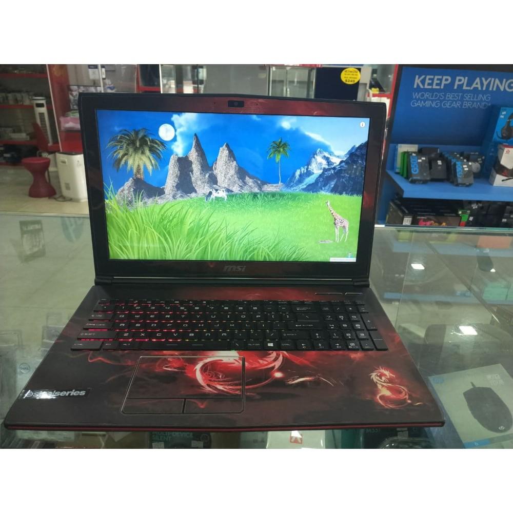 MSI Gaming GE62 2QF