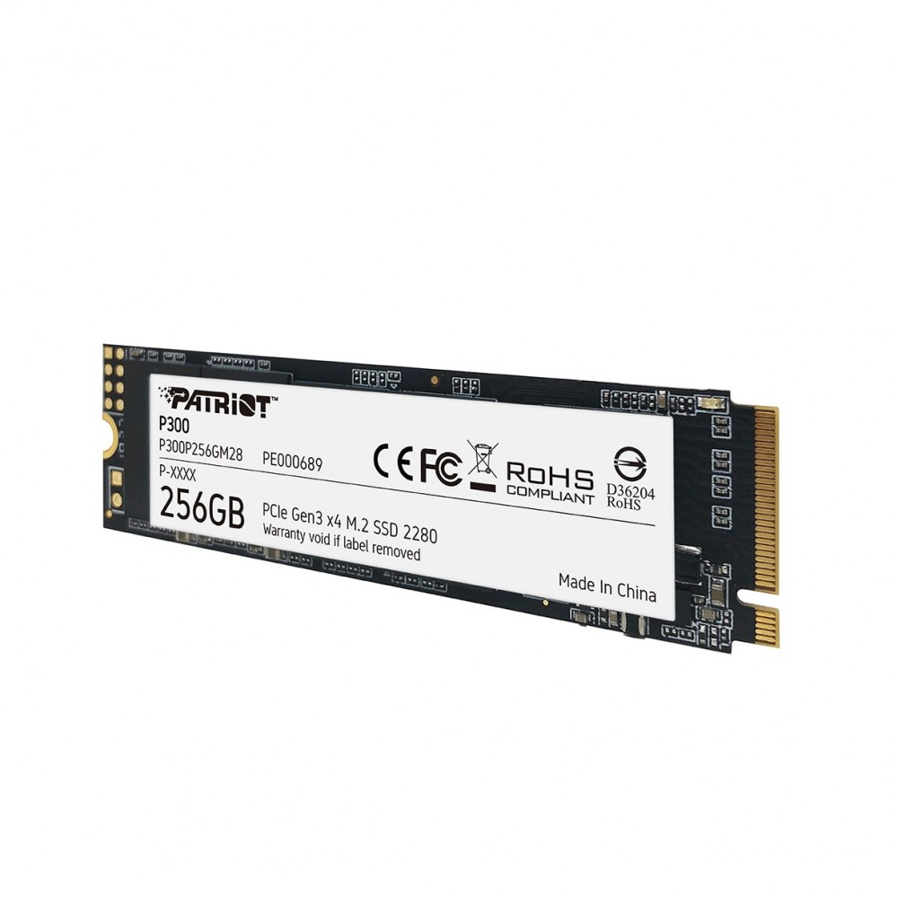 PATRIOT P300 PCIe 256GB
