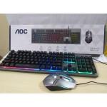 AOC  wireless keyboard and mouse KM410