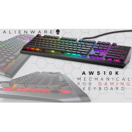 Alienware Gaming Keyboard 510K