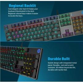 HP Mechanical Gaming Keyboard GK400F